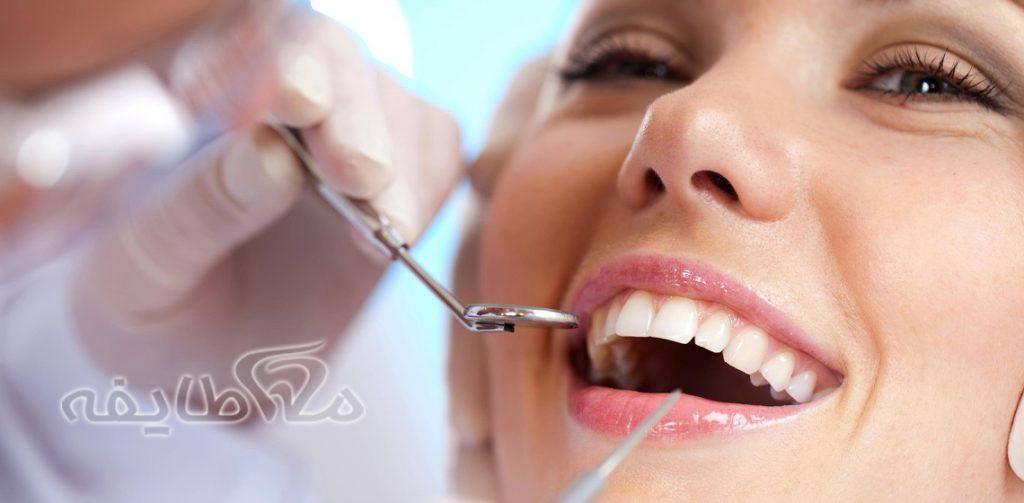جراحی دندان نهفته در استخر